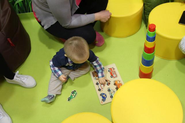 [ZDJĘCIA] Nowa sala dla dzieci w szpitalu otwarta! - Zdjęcie główne