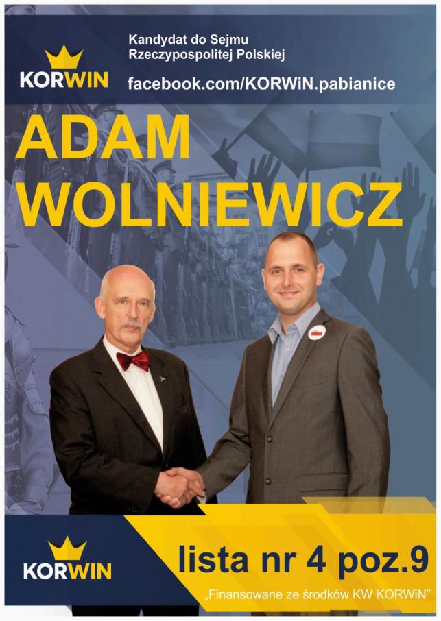 Adam Wolniewicz - Zdjęcie główne