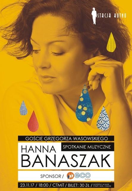 Recital Hanny Banaszak / XIII Stacja Kutno - Zdjęcie główne
