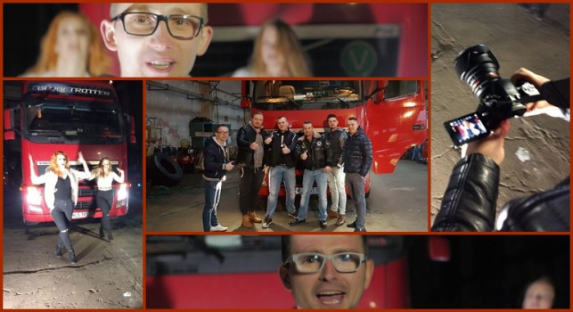 Ekipa z Dąbrowic podbije Youtube'a nowym przebojem - Zdjęcie główne