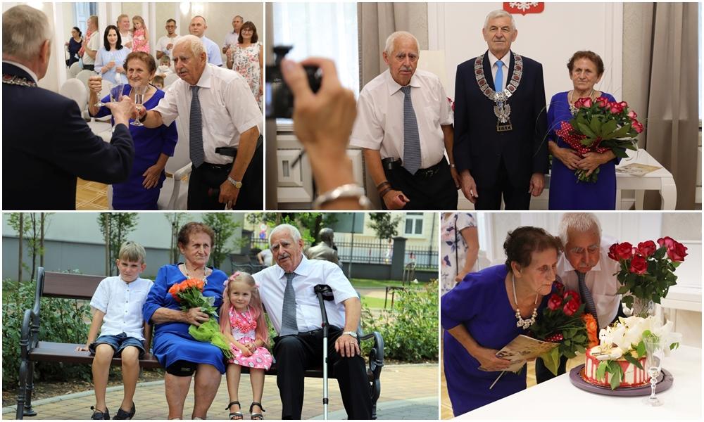 [ZDJĘCIA] Pół wieku to za mało. Państwo Kubiakowie są ze sobą już 60 lat! - Zdjęcie główne