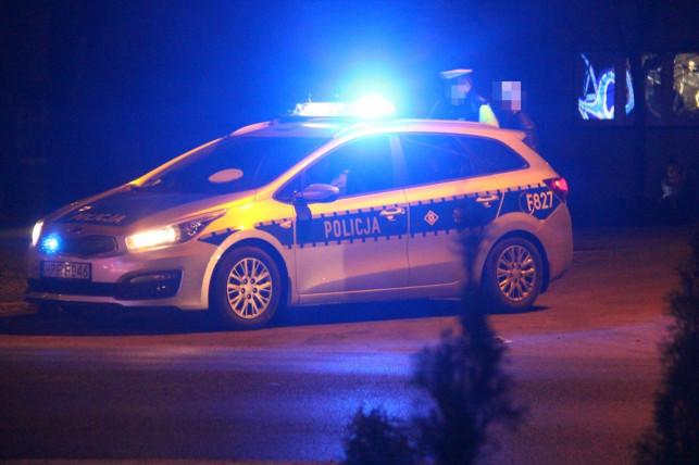 Brutalne pobicie pod Kutnem. Policja szuka sprawcy - Zdjęcie główne