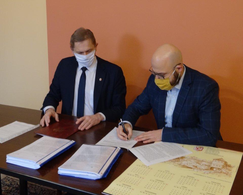 [ZDJĘCIA] Jest pozwolenie na budowę grodziska w Tumie - Zdjęcie główne