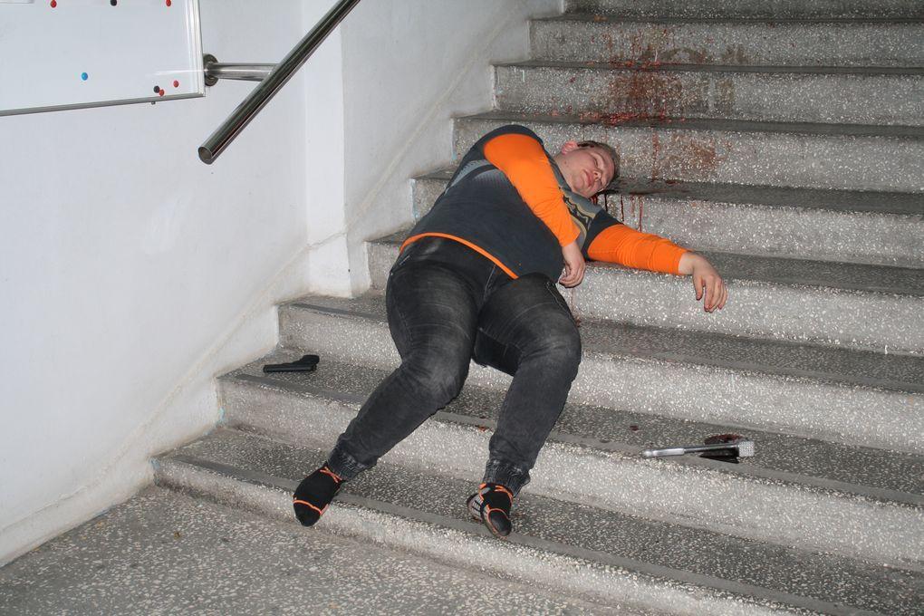 Masakra w szkole! Szybka akcja straży... - Zdjęcie główne