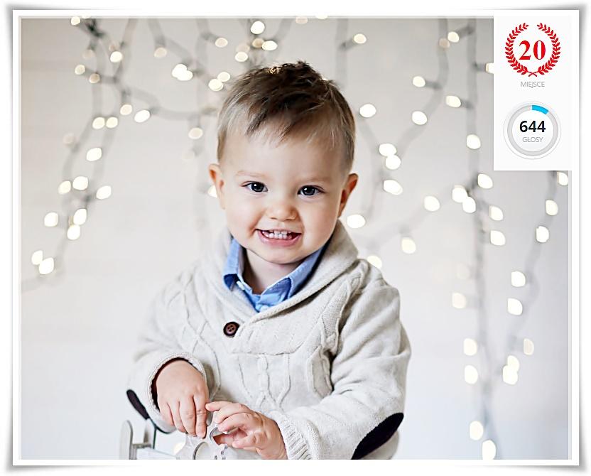Antoś ma szansę zostać Małym Misterem 2016! - Zdjęcie główne