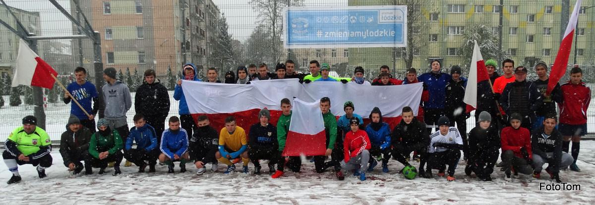 Święto Niepodległości na sportowo  - Zdjęcie główne