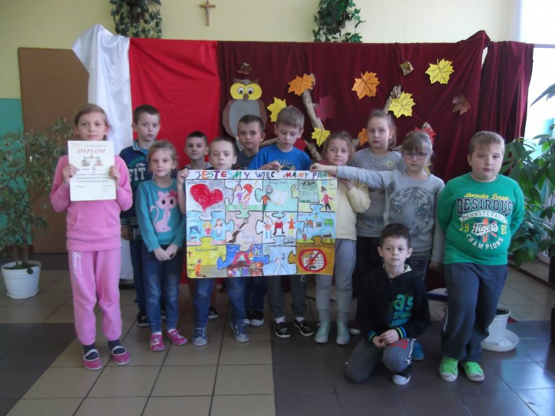 Dzień Praw Dziecka w szkołach - Zdjęcie główne