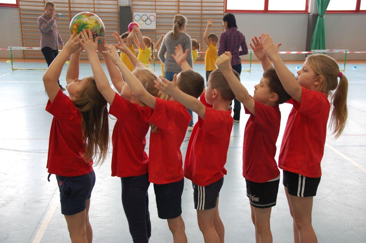 W zdrowym ciele, zdrowy duch. Olimpijskie zmagnia przedszkolaków - Zdjęcie główne