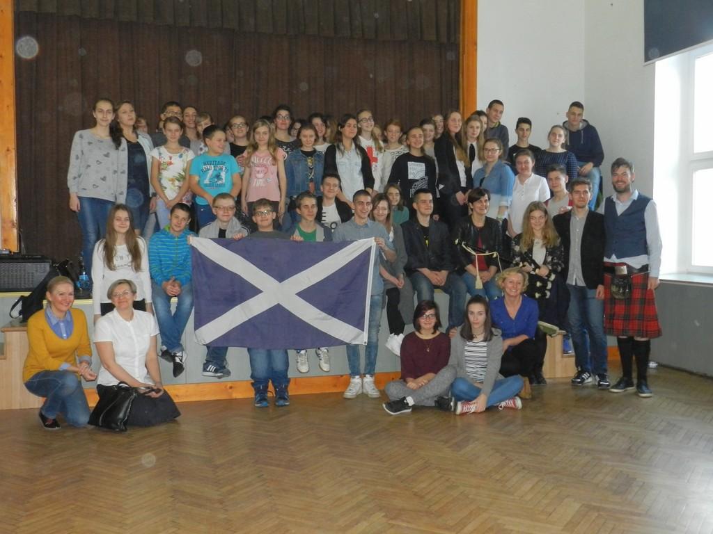 Warsztaty o Szkocji w Domu Kultury - Zdjęcie główne