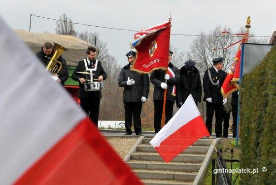 Obchody Narodowego Święta Niepodległości w Piątku - Zdjęcie główne