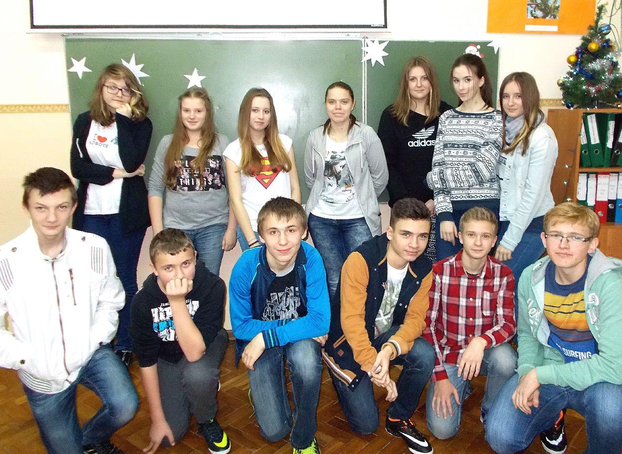 Łęczyccy gimnazjaliści działają na rzecz promocji zdrowia - Zdjęcie główne