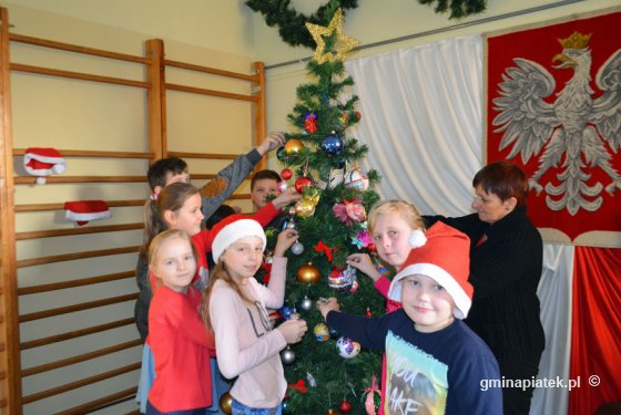 Mikołajki w Czernikowie - Zdjęcie główne