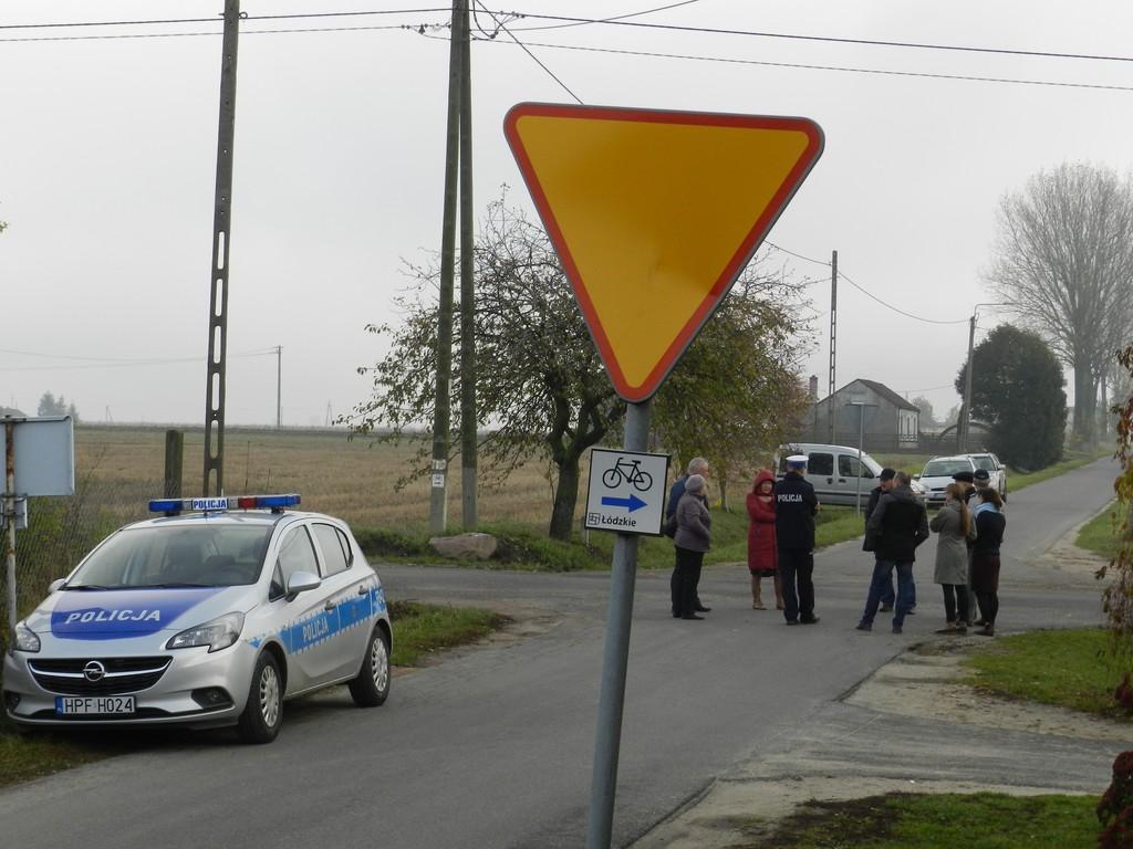 Rozmawiali o poprawie bezpieczeństwa na drogach gminnych - Zdjęcie główne