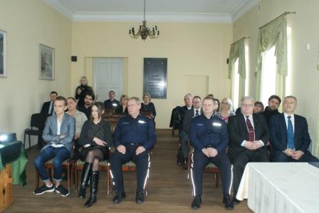Podsumowanie działalności łęczyckiej grupy PaT  - Zdjęcie główne