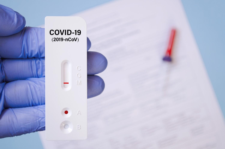 Testy na COVID dostępne w dyskontach. Kupisz je w Łęczycy za... - Zdjęcie główne