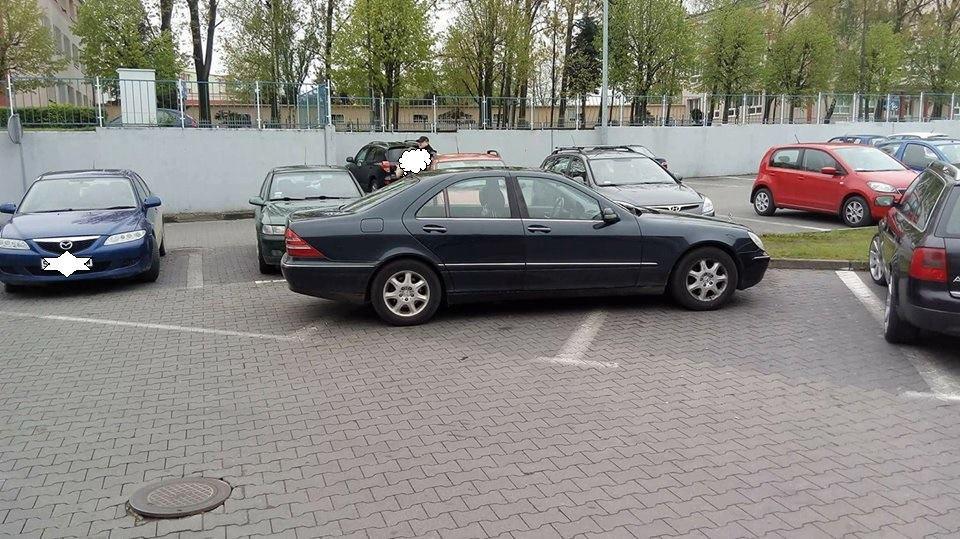 """""""Karać i to surowo!"""". Mandaty za złe parkowanie powinny być wyższe? - Zdjęcie główne"""