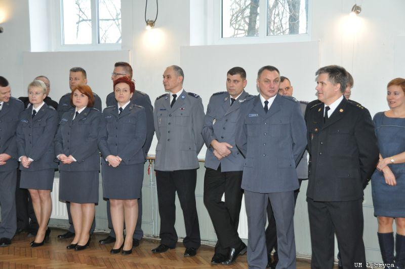 Na Wigilii u służb mundurowych - Zdjęcie główne