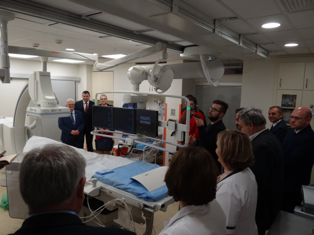 Kardiologia w szpitalu świętuje 10-lecie - Zdjęcie główne