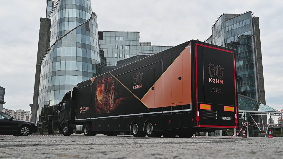 KGHM: wirtualna wyprawa do podziemnego miasta wyrusza w Polskę - Zdjęcie główne