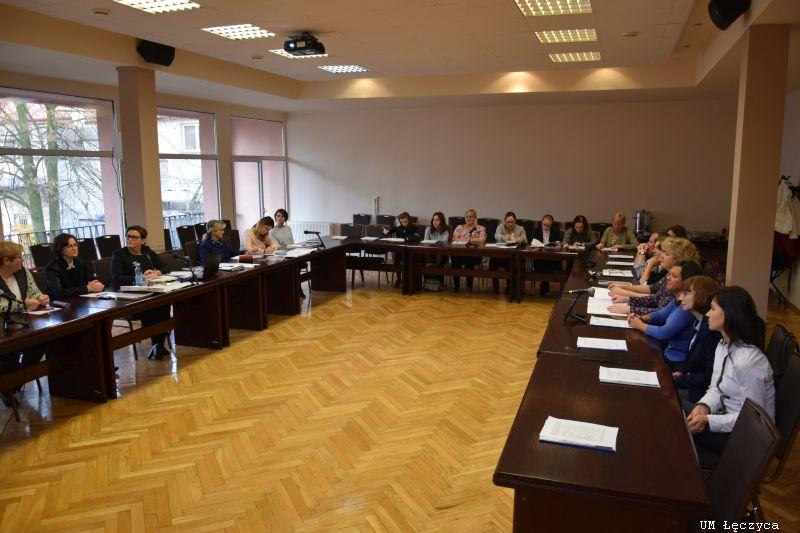 Łęczycka oświata przygotowuje się do reformy  - Zdjęcie główne