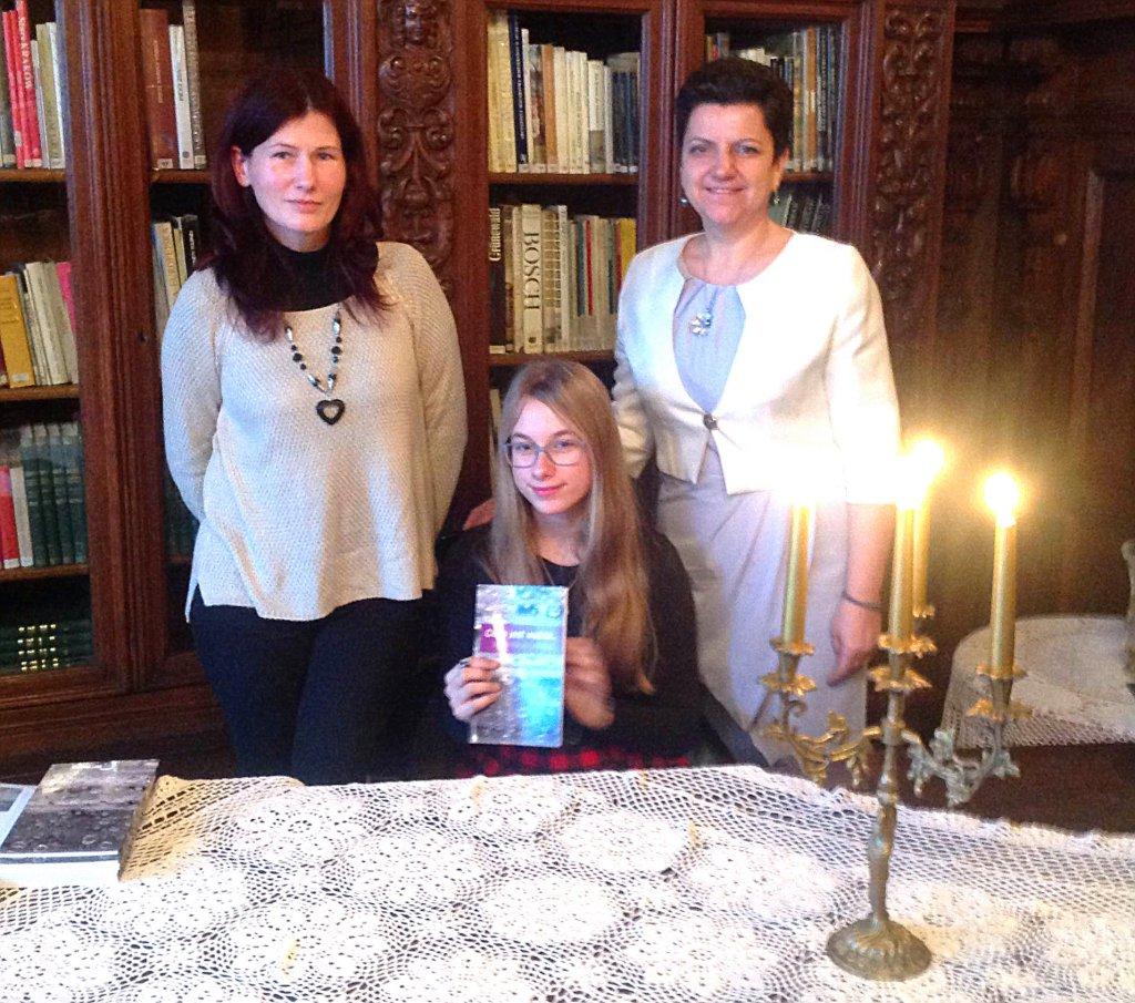 Łęczycanka wyróżniona w XVIII Wojewódzkim Konkursie Poetyckim - Zdjęcie główne