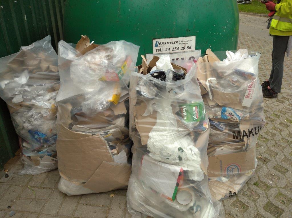 Straż Miejska bada sprawę śmieci - Zdjęcie główne