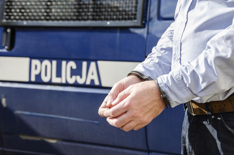 20-latek ponad trzy miesiące poszukiwany był listem gończym. Trafił już w ręce łęczyckich policjantów  - Zdjęcie główne