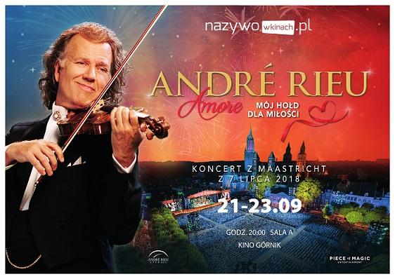 Koncert w Kinie Górnik - Zdjęcie główne