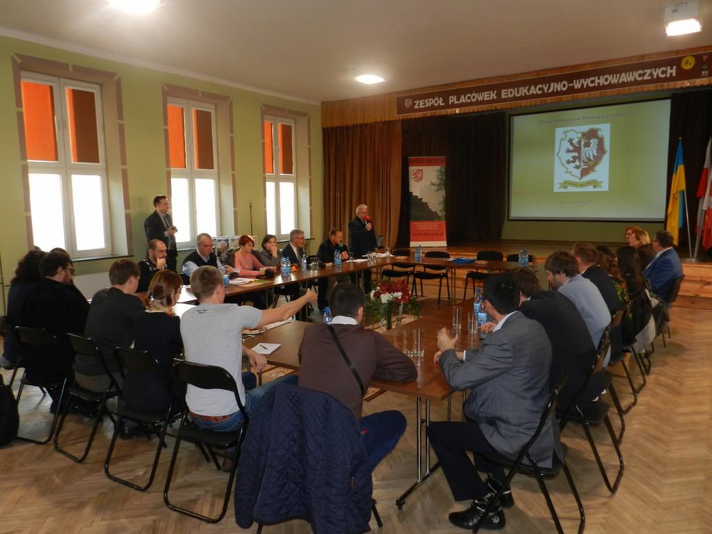 Goście z Ukrainy zwiedzali powiat łęczycki - Zdjęcie główne