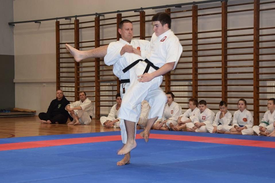 10-lecie Łęczyckiego Klubu Karate - Zdjęcie główne