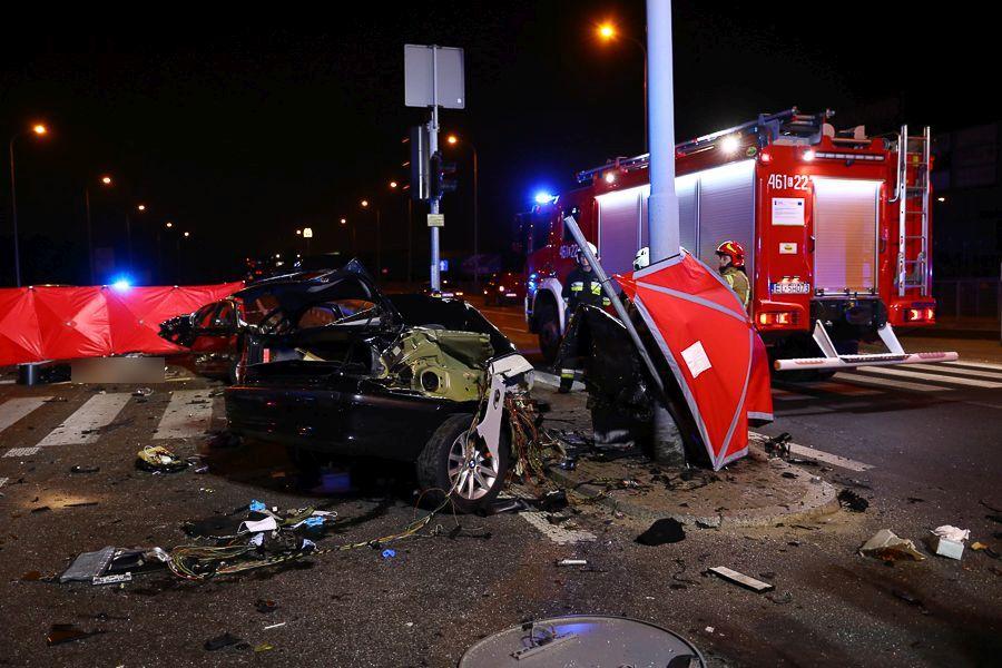 Śmiertelny wypadek w Rzgowie. Policja podała nowe fakty. Aktualizacja [zdjęcia]  - Zdjęcie główne