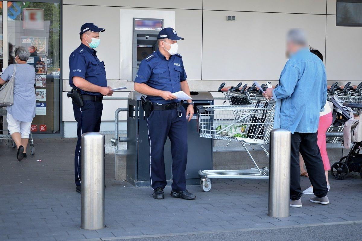 Uwaga! Policja i sanepid ruszyli na kontrole - Zdjęcie główne
