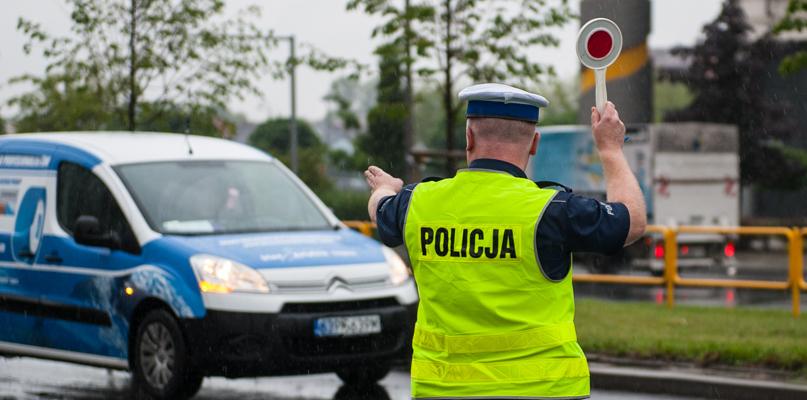 Policja kontra piraci drogowi - Zdjęcie główne