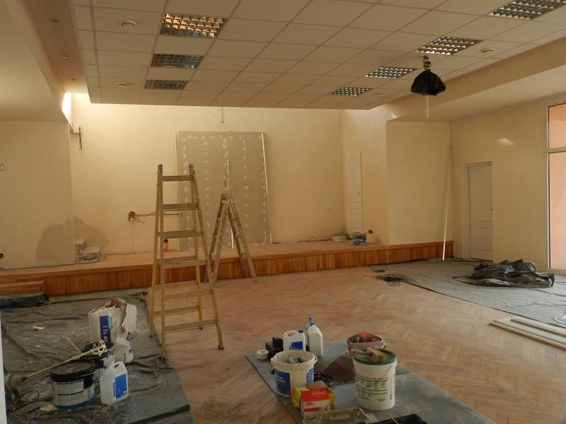 Remont sali konferencyjnej - Zdjęcie główne