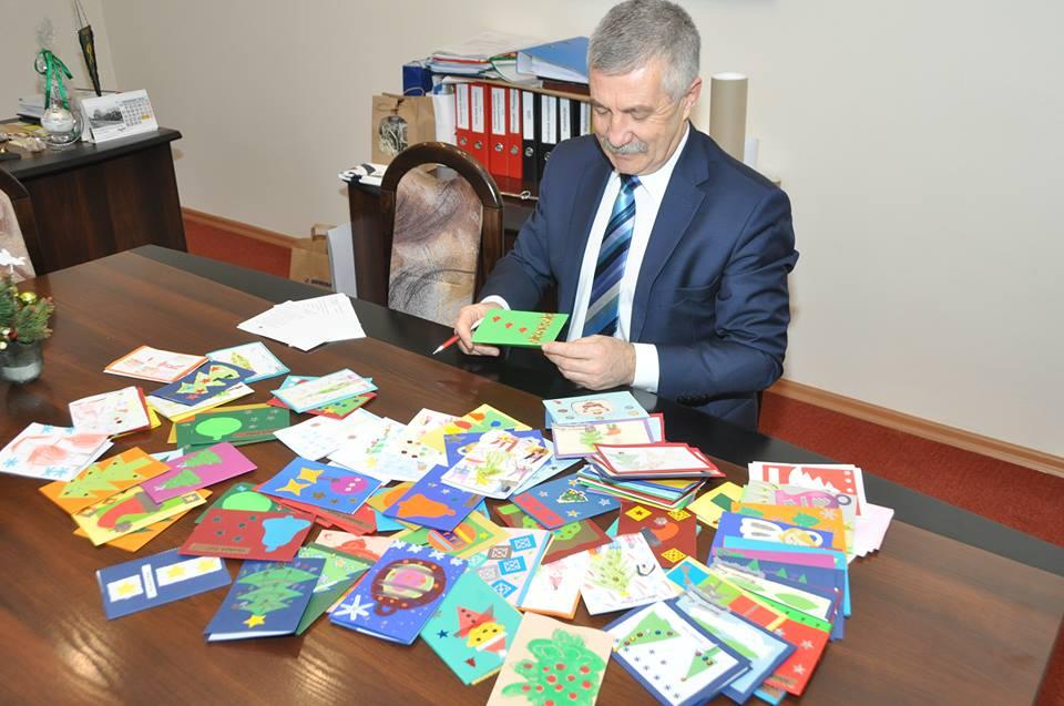 Łęczyckie przedszkolaki świątecznymi ambasadorami miasta - Zdjęcie główne