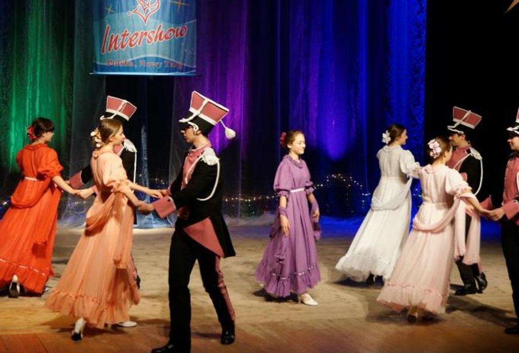 Udany występ naszych tancerzy w Nowym Targu - Zdjęcie główne