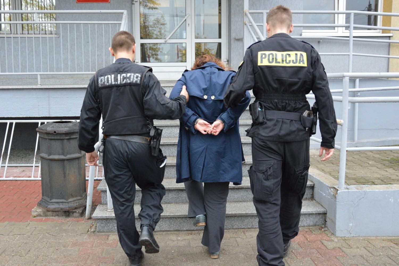 Popełniła ponad 330 przestępstw! W grze setki tysięcy złotych! - Zdjęcie główne