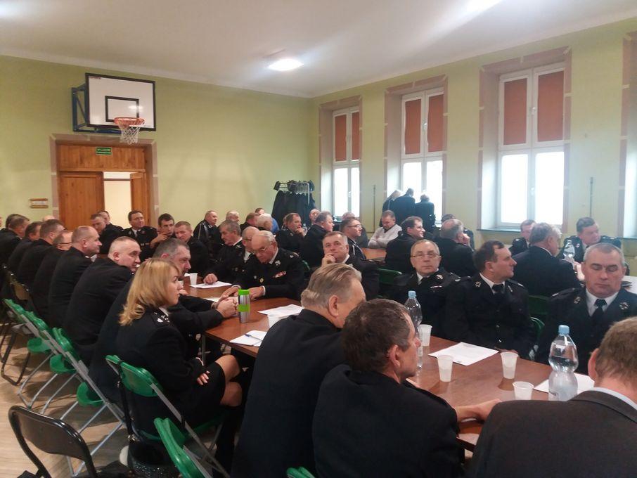 Strażackie spotkania wigilijne - Zdjęcie główne
