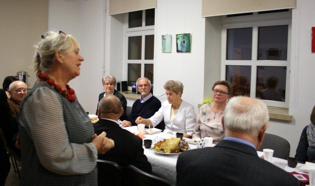 Seniorzy obchodzili Andrzejki - Zdjęcie główne