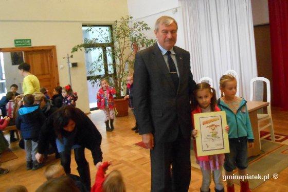 Przedszkolaki zwiedziły urząd gminy - Zdjęcie główne