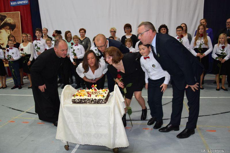 Uroczystość 35-lecia Szkoły Podstawowej nr 4 [GALERIA] - Zdjęcie główne