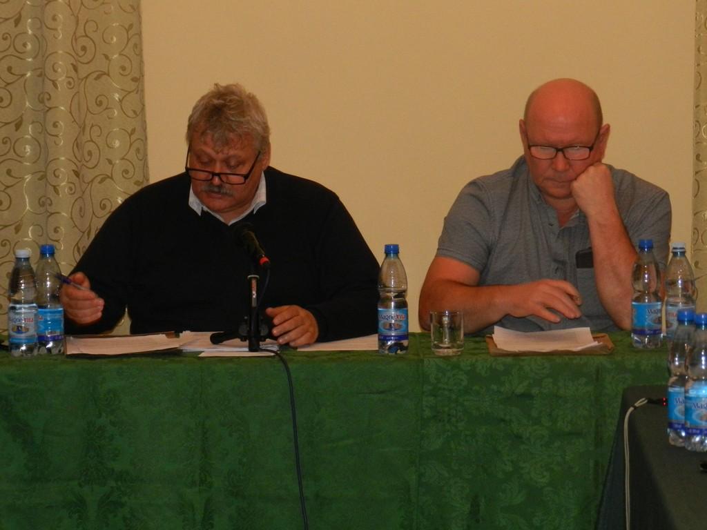 Posiedzenie wszystkich komisji stałych w ratuszu miejskim - Zdjęcie główne