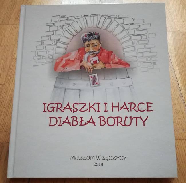 """""""Igraszki i harce diabła Boruty"""" do nabycia w łęczyckim muzeum - Zdjęcie główne"""