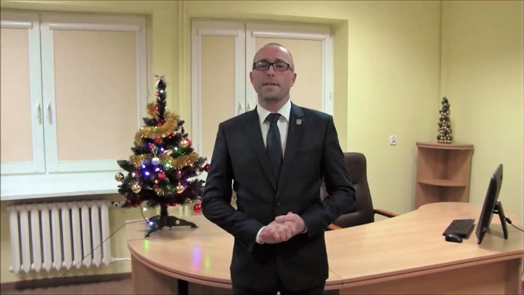 Życzenia świąteczne od wójta gminy Grabów - Zdjęcie główne