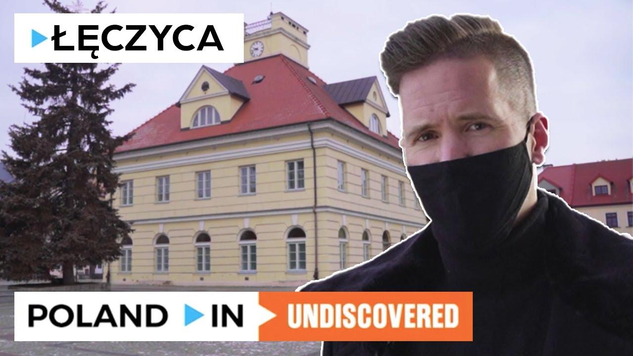 [WIDEO] Amerykanin nagrał wideo o Łęczycy - Zdjęcie główne