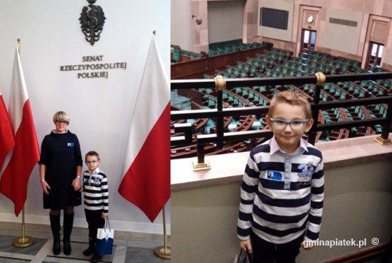 Miłosz finalistą ogólnopolskiego konkursu plastycznego ogłoszonego przez Senat - Zdjęcie główne