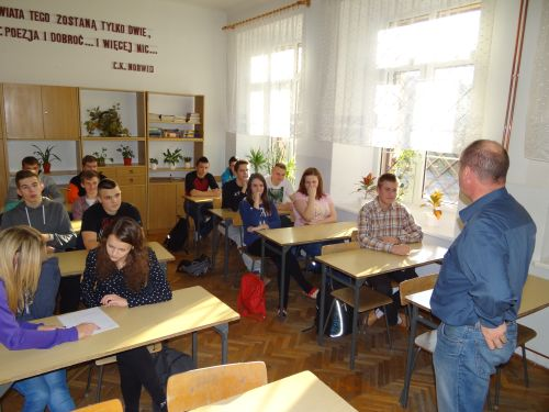 Eko-Szkolenia w powiecie łęczyckim - Zdjęcie główne