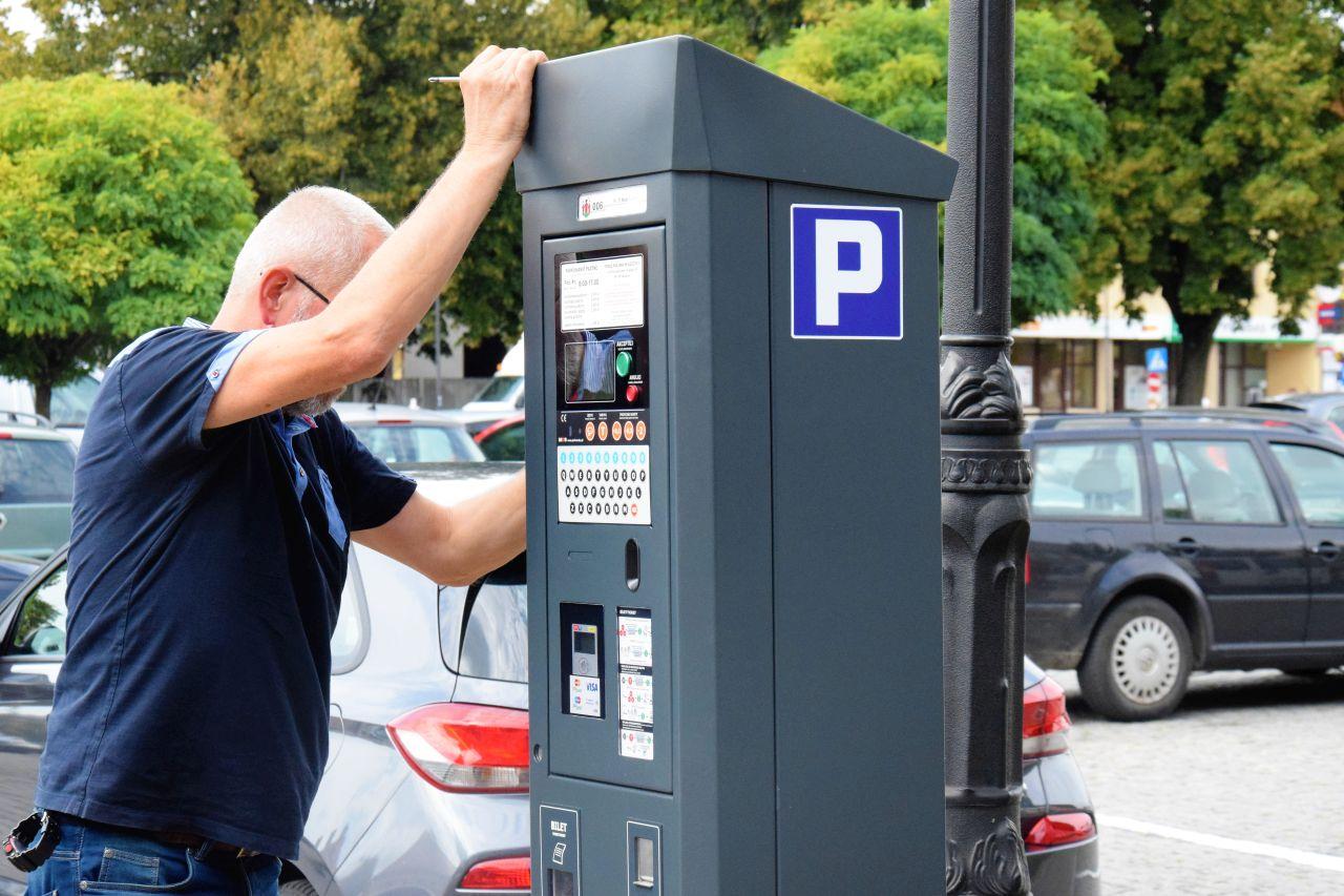 Strefa Płatnego Parkowania już działa - Zdjęcie główne