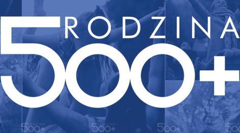 """Ponad 7,5 mln zł trafi do mieszkańców w ramach programu """"Rodzina 500 Plus"""" - Zdjęcie główne"""