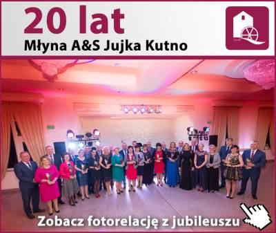 20 lat Młyna A&S Jujka Kutno! - Zdjęcie główne